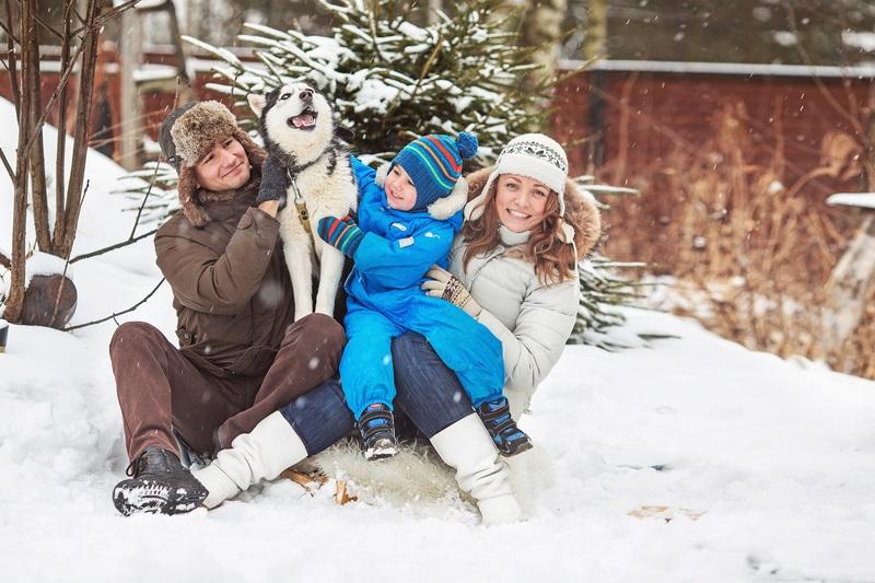 Волшебная зима — 20%!